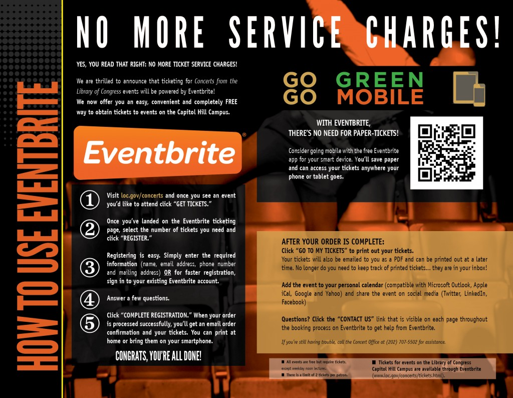 Guide to using Eventbrite [Click on the image to view at full size]