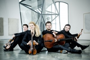 Pavel Haas Quartet by Marco Borggreve