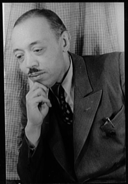 Portrait of William Grant Still. Photograph by Carl Van Vechten. Created March 12, 1949.