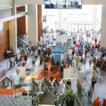 National Book Festival visitors flow into the Walter E. Washington Convention Center, September 5, 2015. Photo by Shawn Miller.
