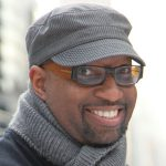 Author Kwame Alexander. Photo by Nataki Alexander-Hewling