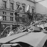 Library of Congress contributes to scrap metal conservation program. Prints and Photographs Div. httP//hdl.loc.gov/loc.pnp/cph3f05676
