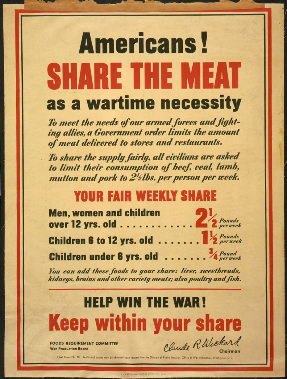 3g04430u share the meat poster