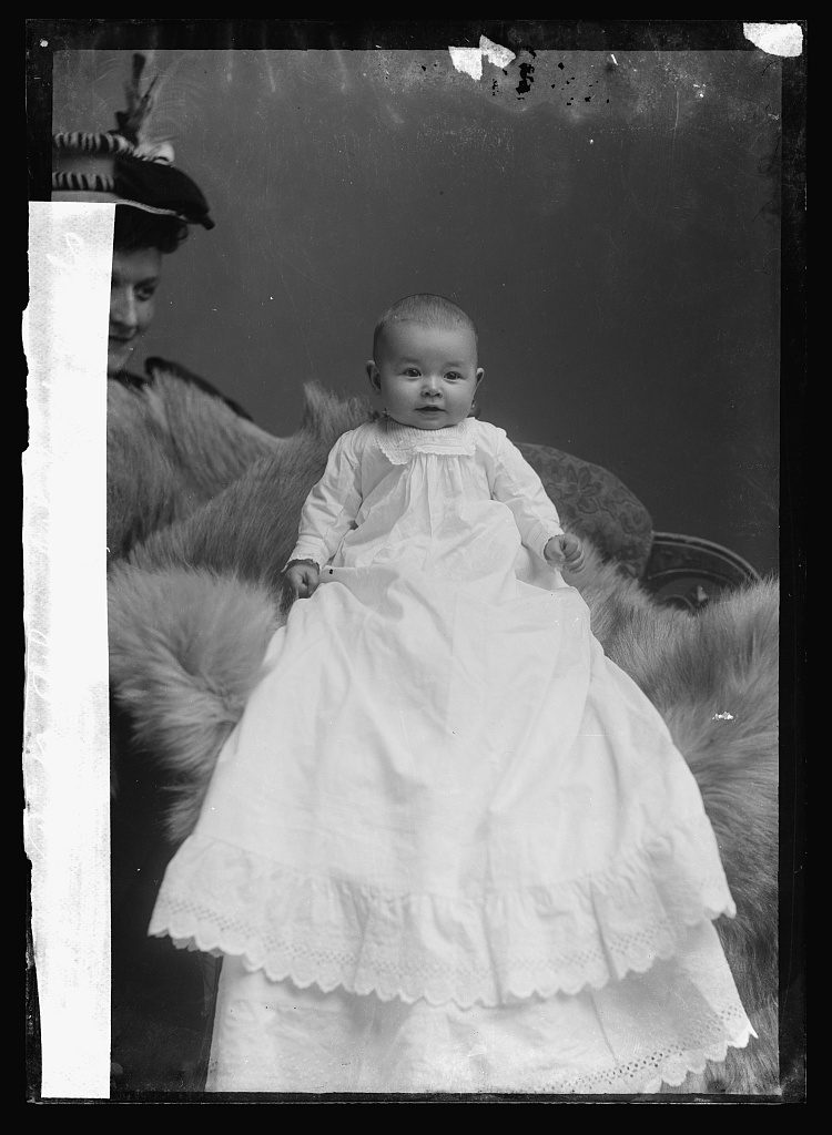 Lloyd baby, R.B. Photo by C.M. Bell, [between January 1891 and January 1894] //hdl.loc.gov/loc.pnp/bellcm.04389