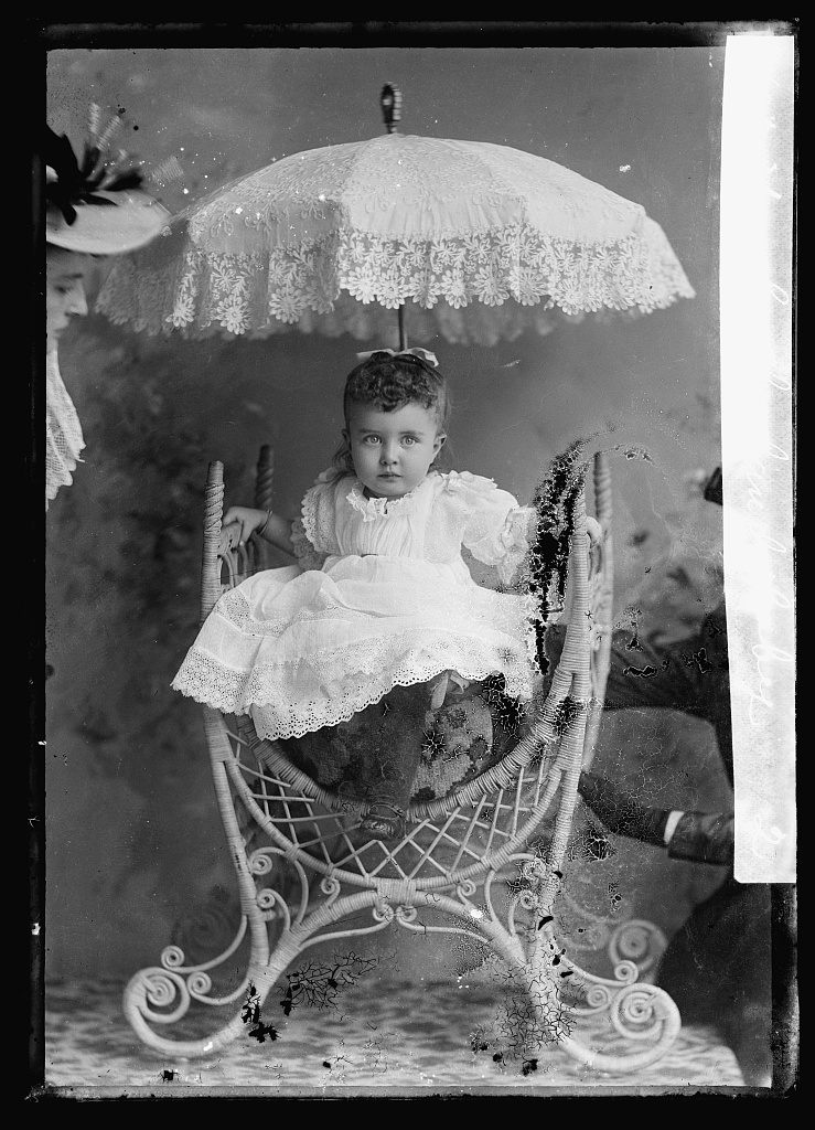 Sutherland, baby. Photo by C.M. Bell, [between January 1891 and January 1894] //hdl.loc.gov/loc.pnp/bellcm.04740