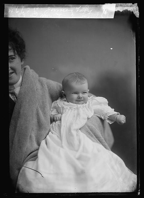 James baby. Photo by C. M. Bell, [between February 1894 and February 1901] //hdl.loc.gov/loc.pnp/bellcm.11016