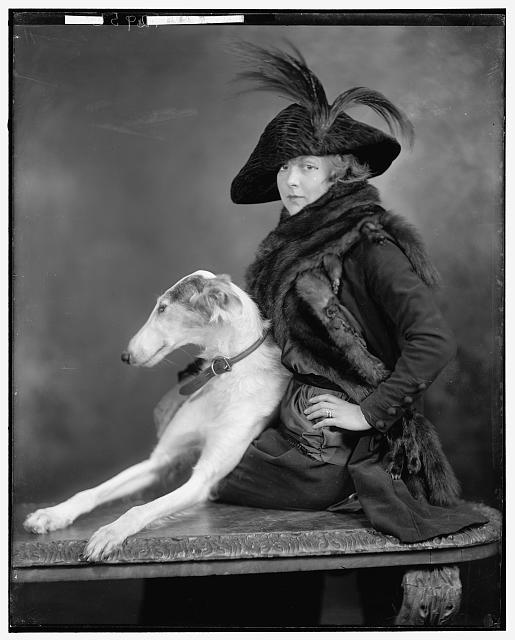 [Con]nolly, Francis, Mrs. Photo by Harris & Ewing, ca. 1917. //hdl.loc.gov/loc.pnp/hec.16004
