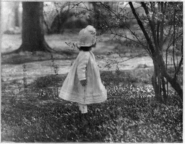 Spring. Photo by Alfred Stieglitz, published in Camera Notes, 1902 Jan. //hdl.loc.gov/loc.pnp/cph.3b46416