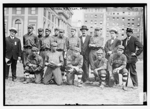 Chinese American baseball team from Hawaii