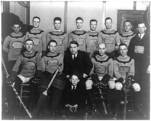 First American Hockey Team, 1920