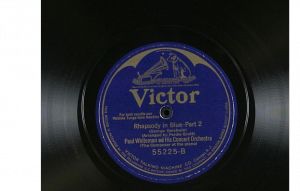 Rhapsody in Blue, 1924