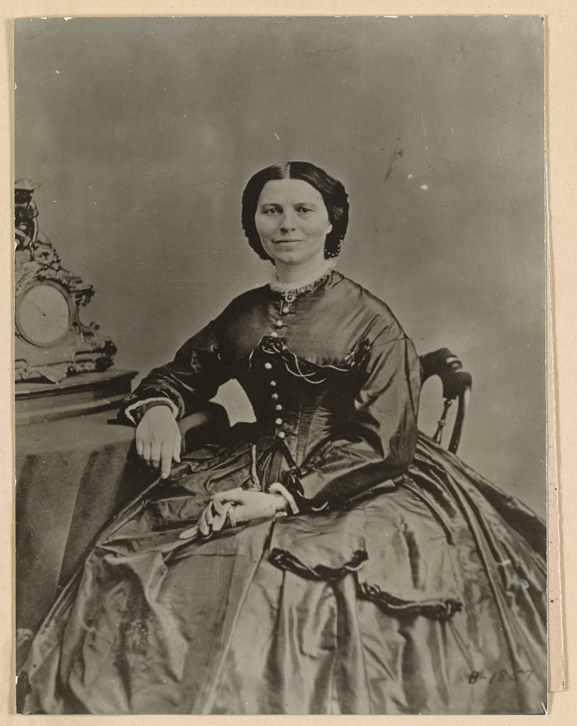"""hist paper clara barton Hist-711/731/751: master's research in clara barton's late nineteenth-century disaster relief,"""" environment and history, 17 unlike a research paper."""