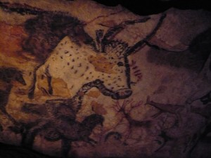 Lascaux cave painting by Flickr user goforchris