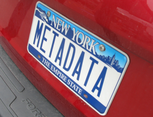 Metadata, by Shira Golding, on Flickr