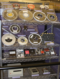 The History of Tape Storage, by Pargon, on Flickr