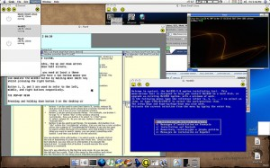 Qemu on OSXIntel by user mrbill on Flickr