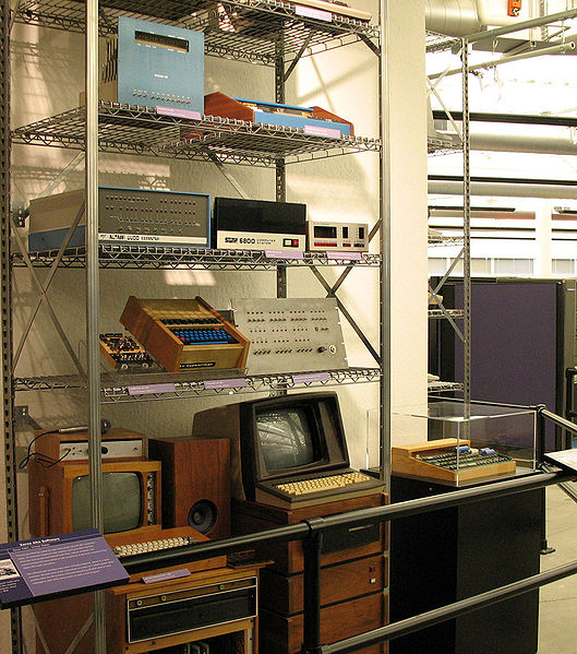Early Personal Computers, Wikimedia Commons