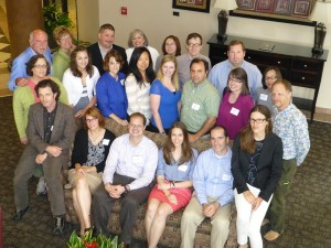 Class of 2013 DPOE Topical Trainers in Illinois