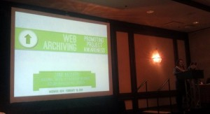 Jaime McCurry presents at WebWise 2014