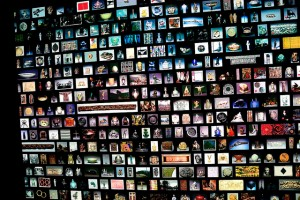 "The collection on the wall from user patentboy on <a href=""https://www.flickr.com/photos/patentboy/10092157016/"">Flickr</a>."