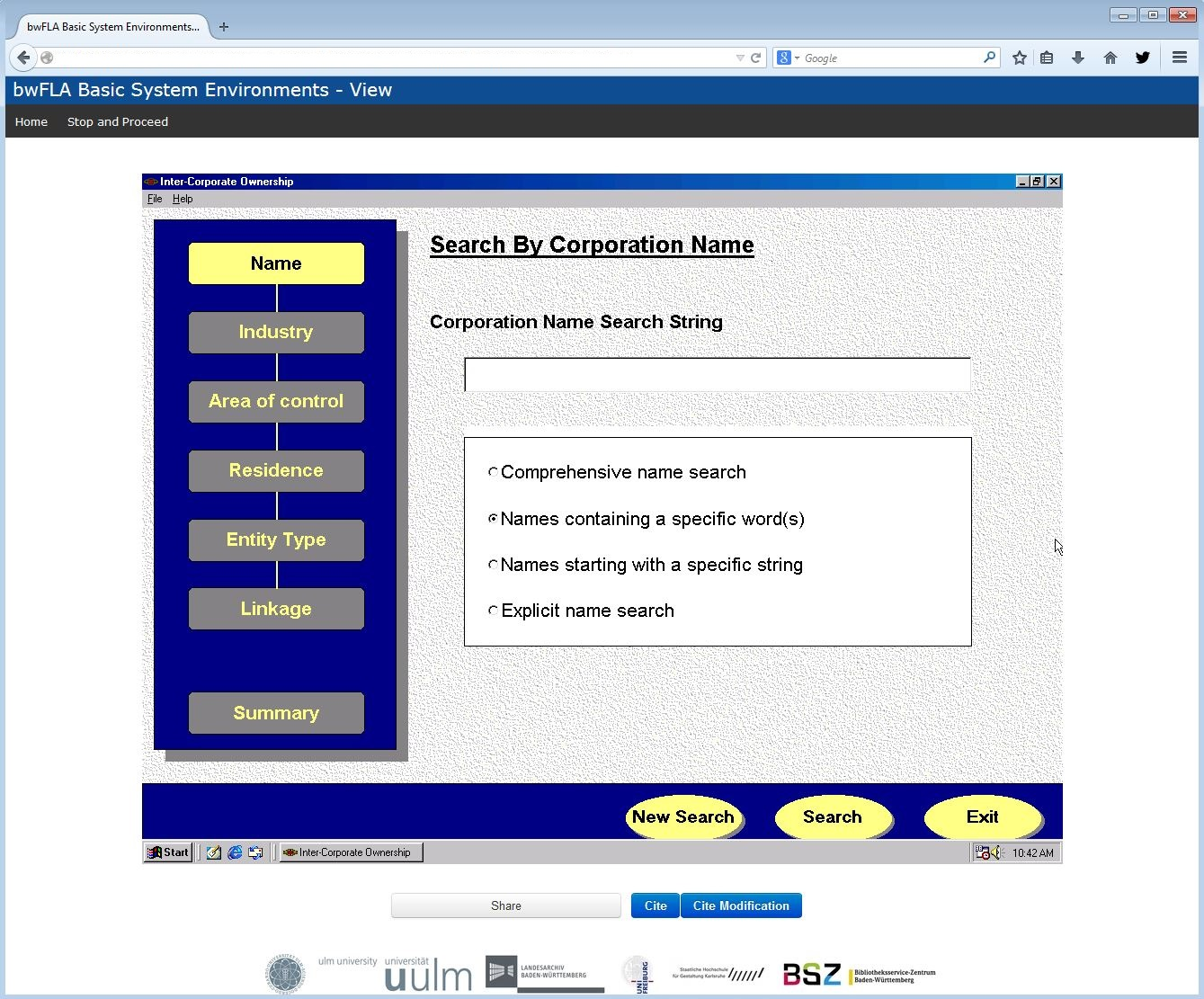 Emulation as a Service (EaaS) at Yale University Library