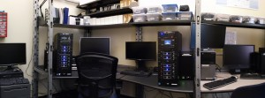 The Digital Forensics Laboratory at UNC SILS.