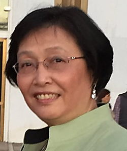 Photo of Ching-hsien Wang.
