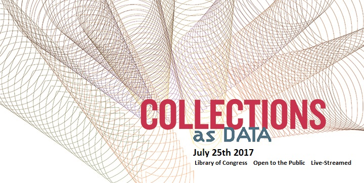 Collections as Data logo